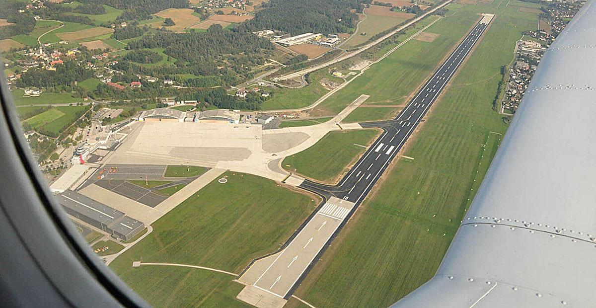 Airport Klagenfurt - Flugschule